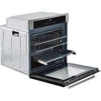 Stoves 444410034 Built In Multifunction Electric Fan Oven in St Steel