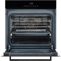 Stoves 444410035 Built In Multifunction Electric Fan Oven in Black
