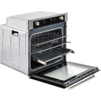 Stoves 444410036 Built In Multifunction Electric Fan Oven in St Steel