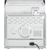 Belling 444410813 73L Single Electric Fan Oven in Black 8 Functions