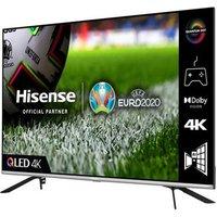 Hisense 50E76GQTUK 50 4K HDR UHD Smart LED TV Dolby Vision Dolby Atmos