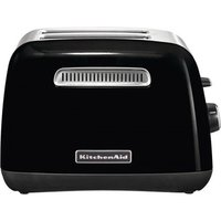 Buy KitchenAid 5KMT2115BOB 2 Slice Toaster in Onyx Black - Sonic Direct