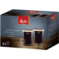 Melitta 6761117 Double Walled Espresso Coffee Glass