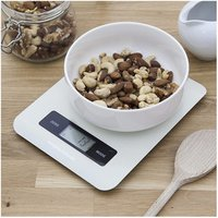 Morphy Richards 974905 Accents Digital Kitchen Scale in Ivory