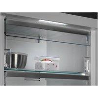 AEG AGB728E5NX 60cm Tall Frost Free Freezer in St Steel 1 86m 280L A