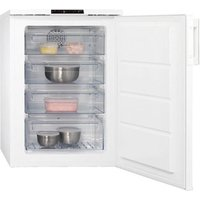 AEG ATB68F6NW 60cm Undercounter Frost Free Freezer in White 0 85m A