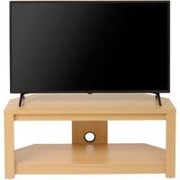 TTAP BOS 1200 OAK Boston 1000mm TV Stand in Light Oak For TVs up to 55