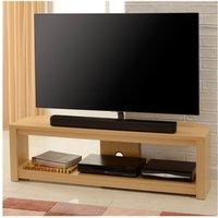 TTAP BOS 1400 OAK Boston 1400mm TV Stand in Light Oak For TVs up to 65