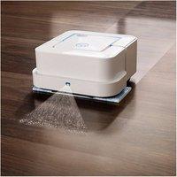 iRobot BRAAVA 240 BRAAVA Jet Floor Mopping Robot Cleaner in White