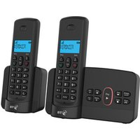 BT BT3110TWIN Twin DECT Cordless Telephone with Answering Machine