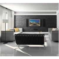 B Tech BTV510 Flat to Wall TV Bracket Fits 32 to 53 50Kg Load