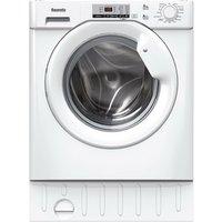 Baumatic BWMI148D 80 Integrated Washing Machine 1400rpm 8kg A