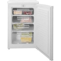 Candy CCTU582WK 55cm Undercounter Freezer in White 0 85m 82L A Rated