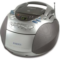 Roberts CD9960 Skylark Portable CD Radio Cassette FM LW MW