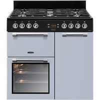 Leisure CK90F232B 90cm COOKMASTER Dual Fuel Range Cooker in Blue