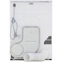 Candy CSV9DF 9kg Vented Tumble Dryer in White NFC Sensor Drying