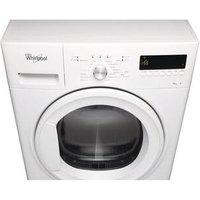 Whirlpool DDLX70110 6th Sense Condensor Tumble Dryer 7kg in White