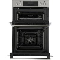 AEG DEB331010M Built In Double Electric Multifunction Oven in St Steel
