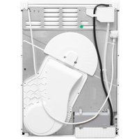 'Indesit Edpe945a2eco 9kg Heat Pump Condenser Tumble Dryer In White A R