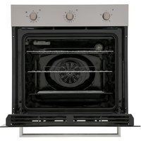 Candy FCP403X Built In Single Electric Fan Oven in St Steel A Rated