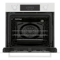 Candy FCP405W Built In Single Electric Fan Oven in White A Rated