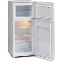 Iceking FF115AP2 48cm Top Mount Fridge Freezer in White 1 16m A Rated