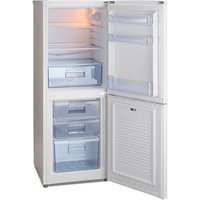 Iceking FF5040W 50cm Frost Free Fridge Freezer in White 1 53m A Rated