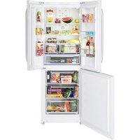 Hotpoint FFU3D 1W 70cm 3 Door Frost Free Fridge Freezer in White 1 96m