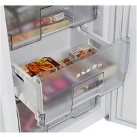 Blomberg FNE1531P 55cm Undercounter Frost Free Freezer in White 0 85m