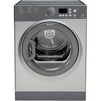 Hotpoint FTVFG65BGG 6kg Vented Tumble Dryer in Graphite