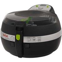 'Tefal Fz710840 Actifry Original Low Fat Electric Fryer In Black