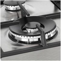 Blomberg GEN73415E 60cm Gas Hob in Stainless Steel with FSD