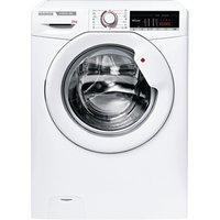 'Hoover H3w58te Washing Machine In White 1500rpm 8kg D Rated