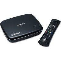 Humax HB 1100S FreeSat HD Digital Set Top Box Wifi Built in in Black