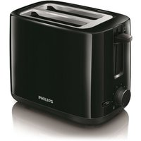 Buy Philips HD2595 91 2 Slice Toaster in Black - Sonic Direct
