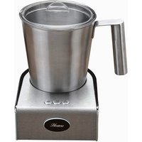 Hostess HM250SS Milk Frother Hot Chocolate Drink Maker in St Steel