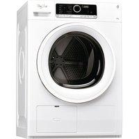 Whirlpool HSCX80110 Supreme Care Condensor Tumble Dryer 8kg in White