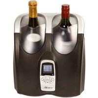 Hostess HW02MA Twin Bottle Wine Cooler Chiller