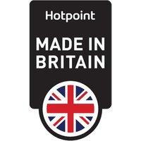 Hotpoint V4D01P 4kg Compact Tumble Dryer in White Vented Reversing