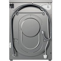 Indesit IWDC65125S Washer Dryer in Silver 1200rpm 6kg 5kg B Rated