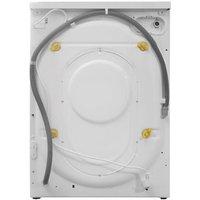 Indesit IWDC65125UKN Washer Dryer in White 1200rpm 6kg Wash 5kg Dry