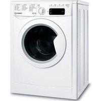 Indesit IWDD75145UKN Ecotime Washer Dryer in White 1400rpm 7kg Wash 5k