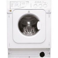 Indesit IWME146 Integrated Washing Machine 1400rpm 6kg A Rated