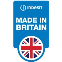 Indesit IDCL85BHS 8kg Condenser Dryer in Silver Sensor Drying B Rated