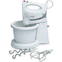 Bosch MFQ3555GB Hand Mixer and Stand in White Grey 350W