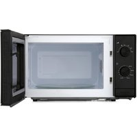 Beko MOC20100B Microwave Oven in Black 20 Litre 700W