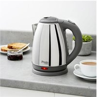 Presto PT10055 Cordless Jug Kettle in Stainless Steel 1 8L