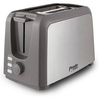 Presto PT20057 2 Slice Toaster in Stainless Steel
