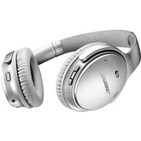 Image of Bose QC35 II SIL Wireless NFC Noise Cancelling Headphones in Silver