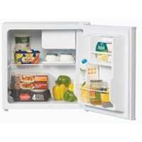 LEC R50052W Table Top Fridge with Ice Box in White A 3yr Gtee